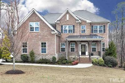 Fuquay Varina Single Family Home Contingent: 3200 Pontellier Court