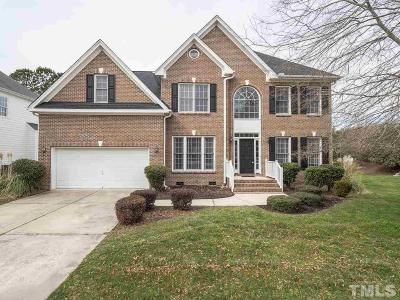 Wake Forest Single Family Home For Sale: 6113 Jones Farm Road