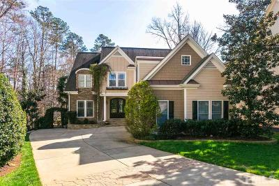 Raleigh Single Family Home Contingent: 5702 Belmont Valley Court