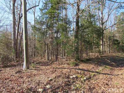 Pittsboro NC Residential Lots & Land For Sale: $77,875