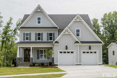Fuquay Varina Single Family Home For Sale: 232 Harewood Place #Lot 219