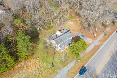 Wake County Residential Lots & Land For Sale: 10248 Holly Springs Road