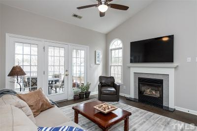 Cary Condo Contingent: 634 Springfork Drive #634