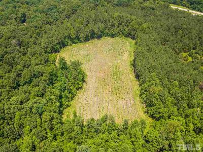 Hillsborough Residential Lots & Land Pending: Jacobs Trail
