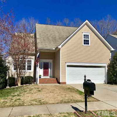 Wakefield Single Family Home Contingent: 2421 Springfield Park Drive