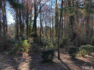 Wake County Residential Lots & Land For Sale: 965 Nowell Road