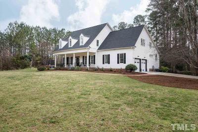Raleigh Single Family Home For Sale: 1405 Eglantyne Court