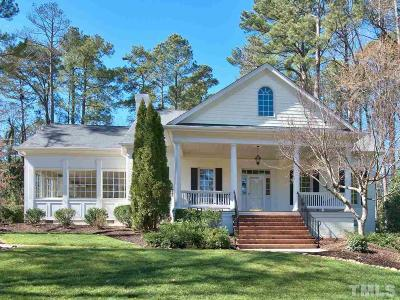 Durham Single Family Home For Sale: 3818 Darby Road