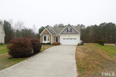 Youngsville Single Family Home Contingent: 30 Kinderkamack Road