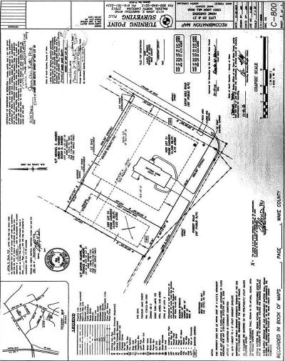 Wake Forest Residential Lots & Land For Sale: 1604 Forest Road