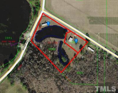 Johnston County Residential Lots & Land For Sale: 1181 Stewart Road
