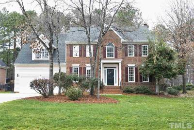 Cary Single Family Home For Sale: 103 E Clarksville Court