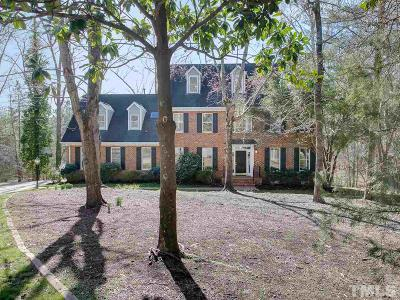 Chapel Hill Single Family Home Contingent: 113 Wicklow Place