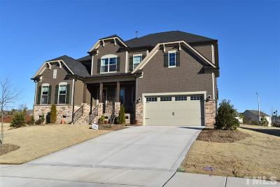 Cary Single Family Home For Sale: 417 Whispering Hills Court