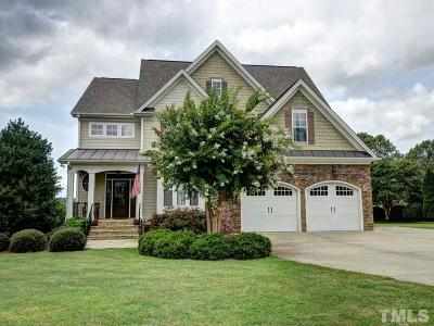 Fuquay Varina Single Family Home For Sale: 2014 Stonewall Farms Drive
