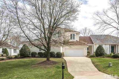 Preston Townhouse For Sale: 764 Crabtree Crossing Parkway