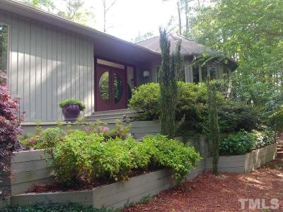 Chapel Hill Single Family Home For Sale: 103 Standing Rock Road