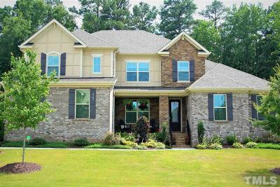 Raleigh Single Family Home For Sale: 2409 Trenton Park Lane