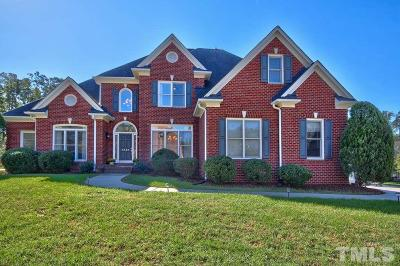 Cary Single Family Home Contingent: 4121 Lathbury Landing Way