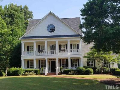 Johnston County Single Family Home For Sale: 156 Trantham Trail