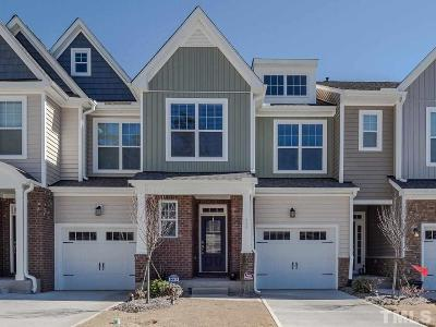 Cary Townhouse For Sale: 306 Roberts Ridge Drive
