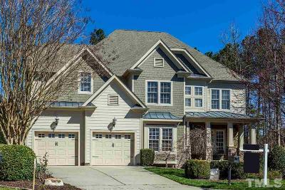 Cary Single Family Home For Sale: 3009 Montville Valley Court