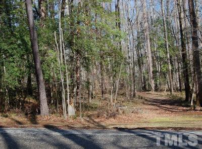 Johnston County Residential Lots & Land For Sale: 132 Canyon Road