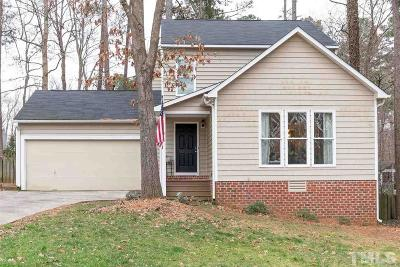 Cary Single Family Home Contingent: 1202 Belhaven Road