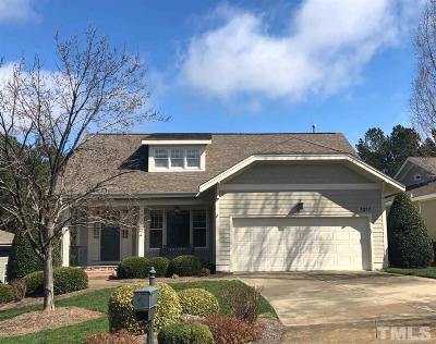 Heritage Single Family Home For Sale: 1217 Groves Field Lane