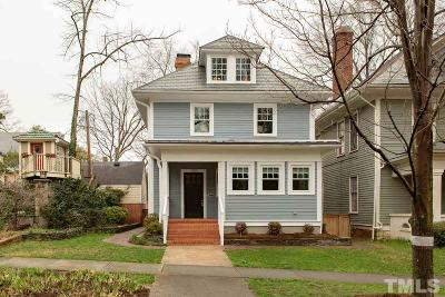 Single Family Home Contingent: 1030 W Trinity Avenue