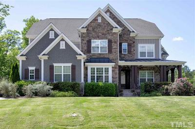 Raleigh Single Family Home For Sale: 9031 Concord Hill Court