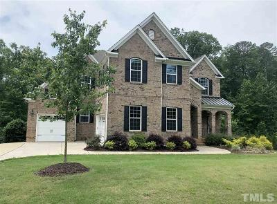 Single Family Home For Sale: 5012 Darcy Woods Lane