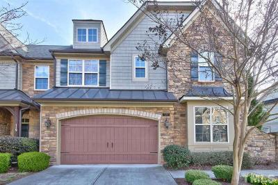 Cary Townhouse For Sale: 121 Sunstone Drive