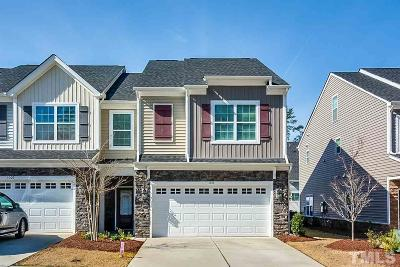 Townhouse For Sale: 1011 Monmouth Loop