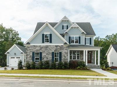 Chapel Hill Single Family Home For Sale: 569 Boulder Point Drive #Lt1619