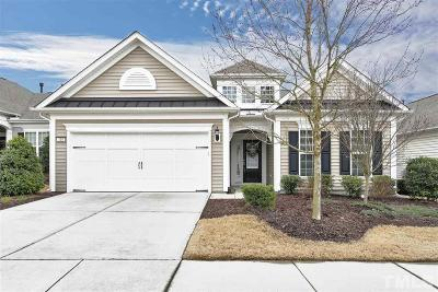 Cary Single Family Home Contingent: 118 Abbey View Way