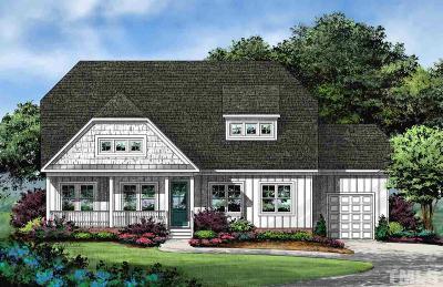 Apex Single Family Home For Sale: 3829 Sleepy Brook Lane