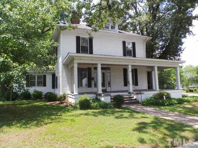 Oxford Single Family Home For Sale: 721 College Street