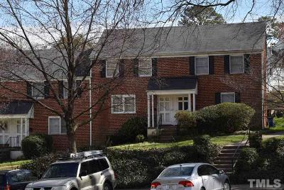 Raleigh NC Rental For Rent: $1,450