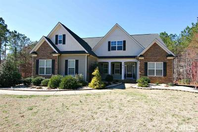 Youngsville Single Family Home For Sale: 20 Seabury Way