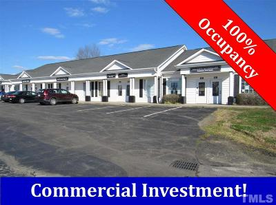 Granville County Commercial For Sale: 106 W Church Street