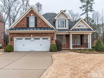 Garner Single Family Home For Sale: 119 Valleycruise Circle