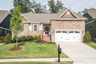 Pittsboro Single Family Home For Sale: 320 Autumn Chase