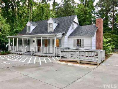 Cary Commercial For Sale: 1221 Walnut Street