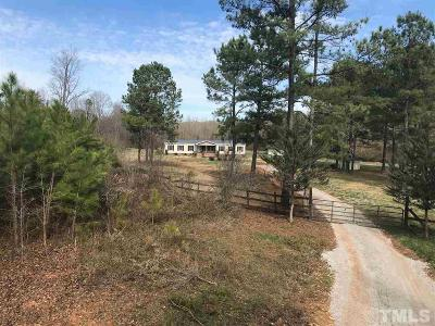 Johnston County Residential Lots & Land For Sale: Sweet Gum Drive