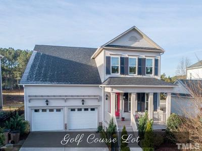 Wake Forest Single Family Home For Sale: 1504 Heritage Reserve Court