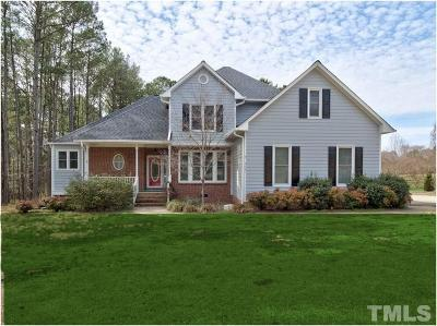 Wake Forest Single Family Home For Sale: 7421 Chouder Lane