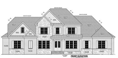 Raleigh Single Family Home Pending: 7208 Summer Tanager Trail