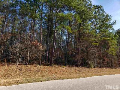 Dunn Residential Lots & Land For Sale: 172 Raynor Sands Drive