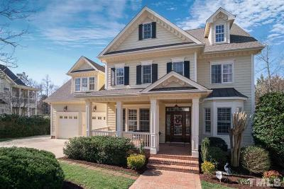 Cary, Durham Single Family Home Contingent: 218 Walford Way